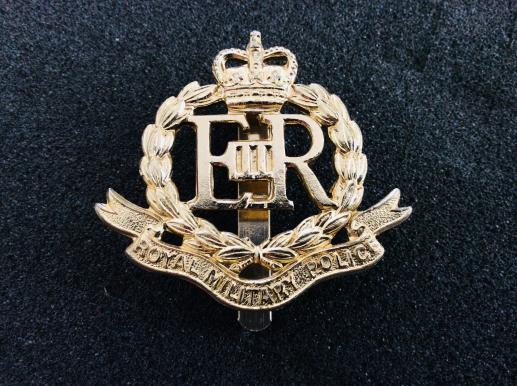 Royal Military Police Anodised Cap Badge by Gaunt