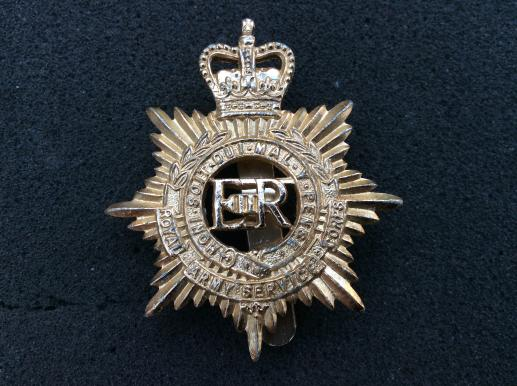 Anodised Royal Army Service Corps 1952-65 Cap badge