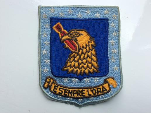 USAF 96th Test Wing Sleeve Patch, early example