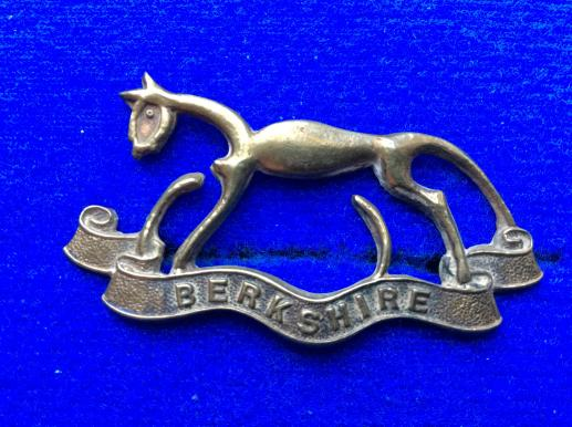 Berkshire Yeomanry Cap Badge by Lambourne Birmingham