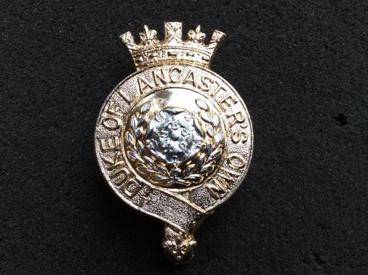 Duke of Lancaster's Own Yeomanry Anodised Cap Badge