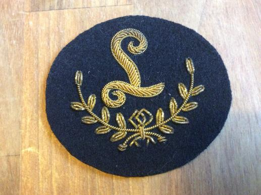 Gun Layers bullion Sleeve badge
