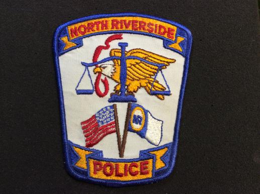 North Riverside Police Department Sleeve Patch